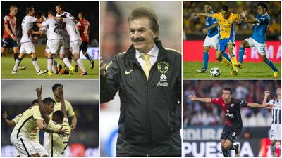 Los diez datos de la jornada 11 de la Liga MX