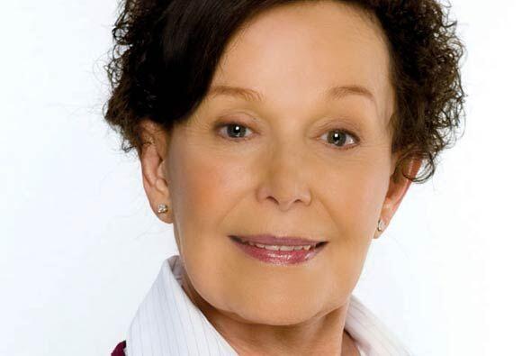 La trayectoria de la señora Irma Lozano es muy extensa, en cine, teatro...