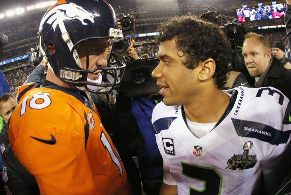 En la NFL todo mundo espera que se dé un nuevo enfrentamiento entre los...