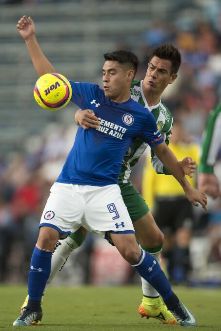 En Fotos: Cruz Azul y León se anulan, y empatan sin goles 20180120-4796.jpg