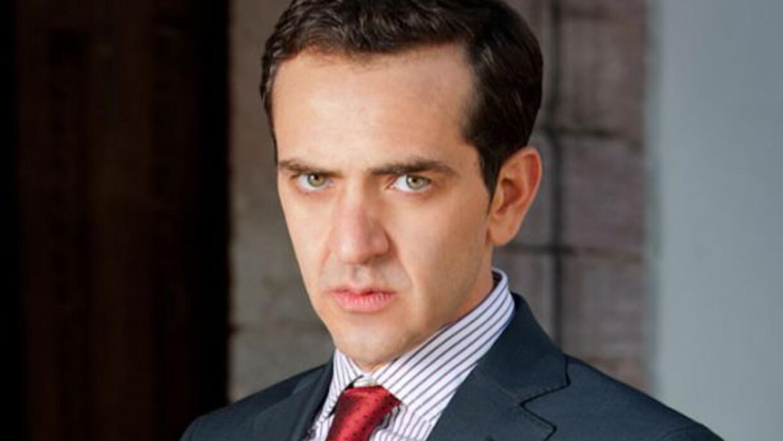 Una vez más, Flavio Medina sera el villano de la telenovela.