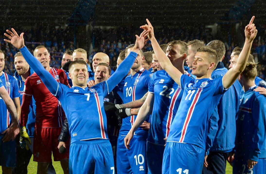 Eidur Gudjohnsen, el 'Edipo' de la Islandia más brillante en la historia...