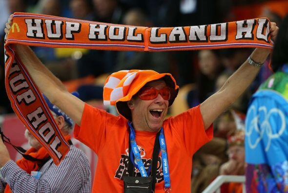 Tras los noruegos están empatados a seis títulos y 20 preseas Holanda y...