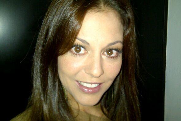 """Hace poco volvimos a verla en los foros de """"Televisa"""". Adriana hizo cast..."""