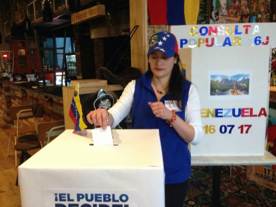 Opposition promises continued action after more than 7 million Venezuela...