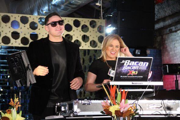 Fotos: Joser Hernández   Joel y Coco compartieron junto a DJ Bacan Bacan...