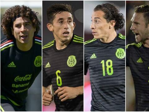 La selección mexicana está a unas horas de afrontar el ami...