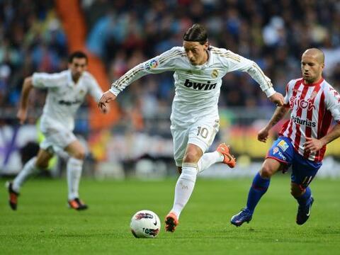 La fecha 33 de la Liga española inició con el partido entr...