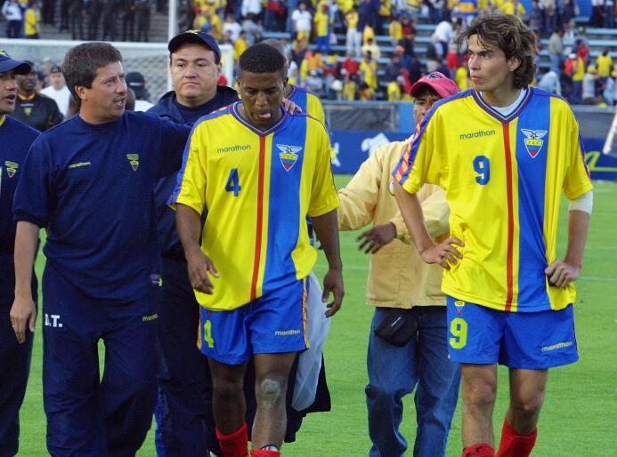Argentina lleva 16 años sin ganar en Ecuador durante Eliminatorias getty...