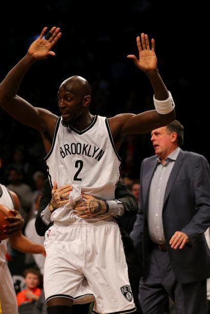 12 de Enero - Rockets (27-11) ganan 113 - 99 a Nets (16-22).
