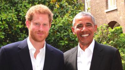 El príncipe Harry entre los ponentes de la cumbre de la Fundaci&o...