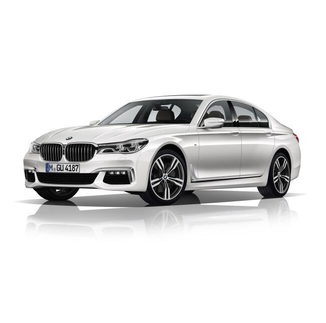 El BMW 730d posee un poderoso motor TwinTurbo 3.0 de seis cilindros, que...