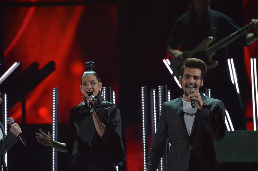 Los super duetos de Latin GRAMMY