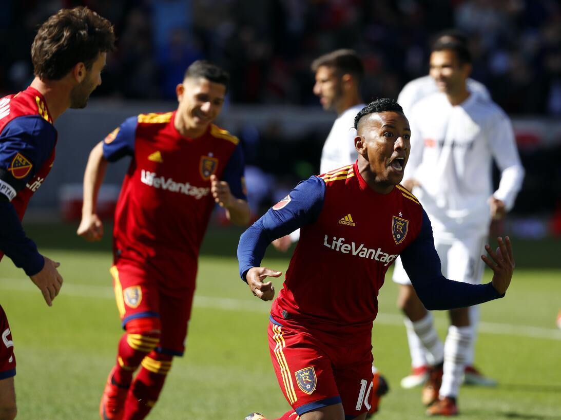 En fotos: LAFC gana de nuevo de la mano de Carlos Vela y Diego Rossi usa...