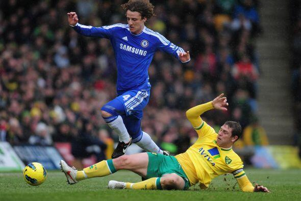 El Chelsea no pudo ante un Norwich que se agrandó y aguantó.
