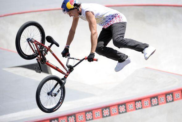 "El ciclista profesional de BMX, Daniel Dhers (@Danieldhers): ""No me gus..."
