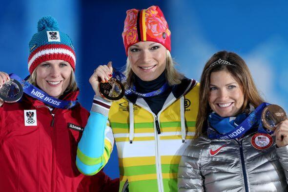 Los podios en los Juegos Olímpicos de Sochi se convertirán...