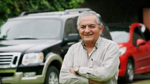 Miguel Ángel Licona Islas fue alcalde de Mixquiahuala entre 1991...