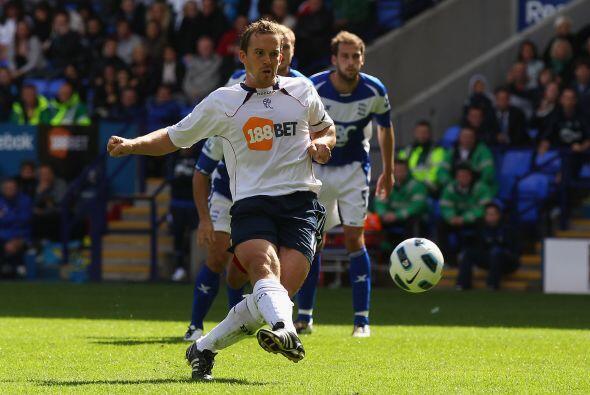 Birmingham sorprendió adelantándose hasta 2-0, pero el Bolton remontó, p...