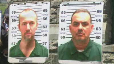 El increíble escape de dos convictos de una cárcel de máxima seguridad e...
