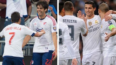 Real Madrid será el rival de las Estrellas de la MLS en el MLS All-Star...