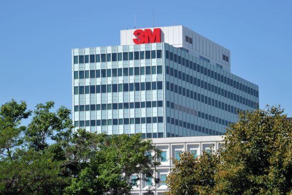 3M- El grupo industrial 3M anunció resultados mejores a lo esperado, con...