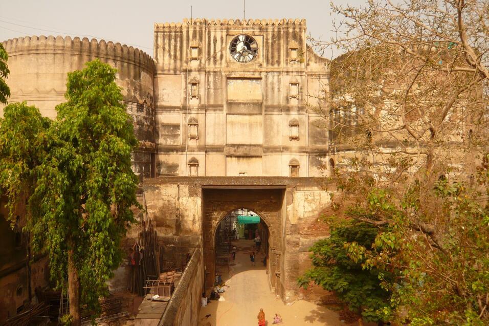 India: Historic city of Ahmedabad