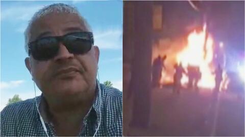 ''En todas partes hay policías abusivos'', dice el tío del hombre que fu...