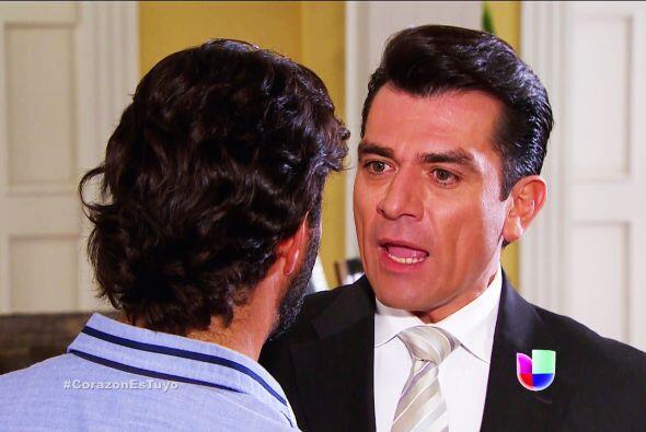 Si así no fuera, no te hubieras negado a que Diego la visite en tu casa....