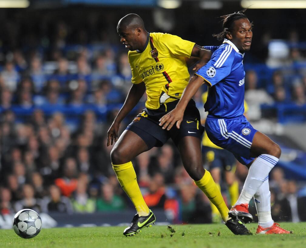 Yaya Touré: el marfileño estaba por salir del equipo catalán cuando pasó...
