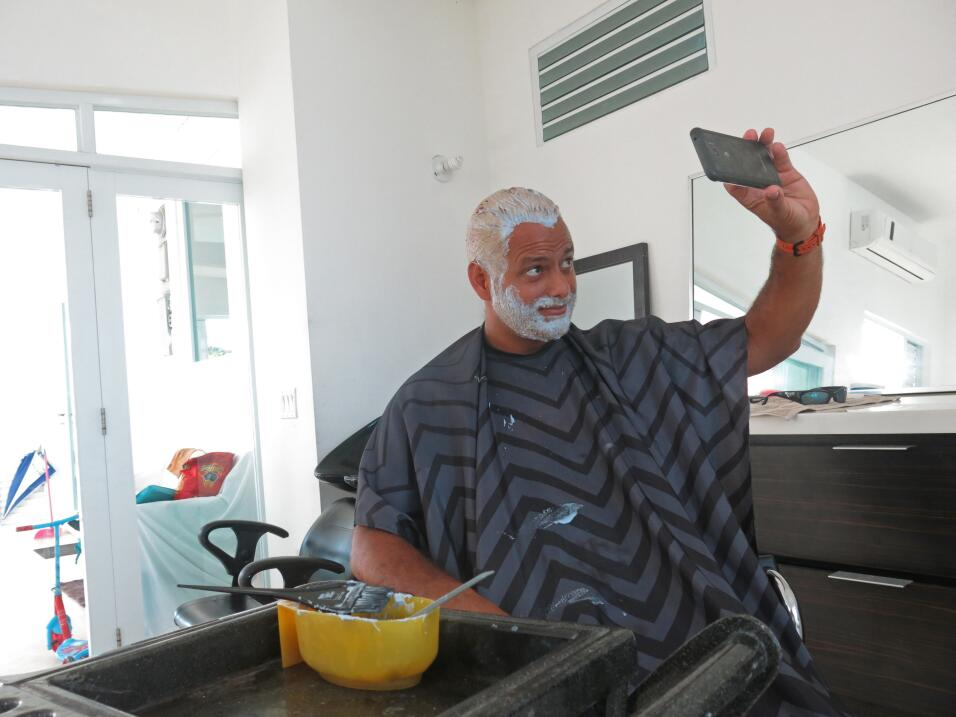 Escasea tinte rubio en Puerto Rico por la fiebre del Clásico Mundial de...