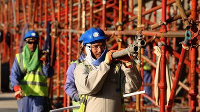 Sindicato de futbolistas denuncia condiciones en obras para Mundial de Qatar