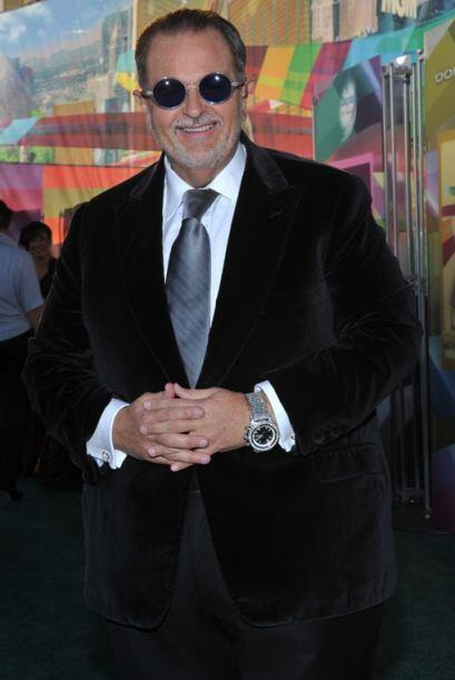 ''El Gordo de Molina'' volvió a sorprendernos con su elegancia en 2010.