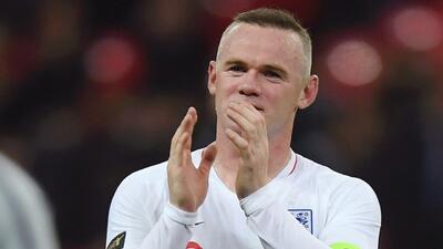 Wayne Rooney tuvo una gran despedida con Inglaterra y ahora se enfoca en el D.C. United