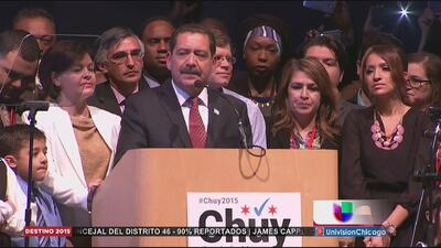 "Chuy Garcia: ""No perdimos, lo intentamos"""
