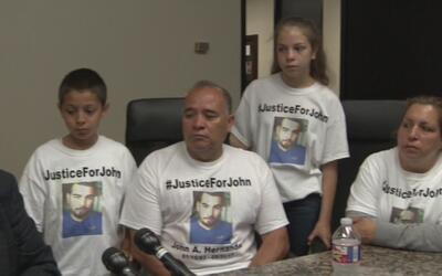 Familia Hernández interpone demanda contra los acusados, Chauna y Terry...