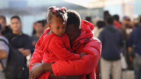 Los haitianos optan por Canadá ante el temor de que Estados Unido...