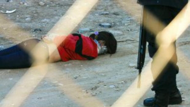 Las cifras de asesinatos en el metropolitano Estado de México son alarma...