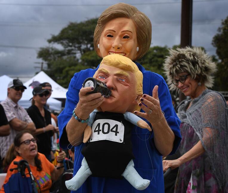 Las presidenciales también se toman Halloween Halloween6.jpg