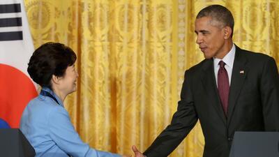 Obama está dispuesto a negociación nuclear con Corea del Norte GettyImag...