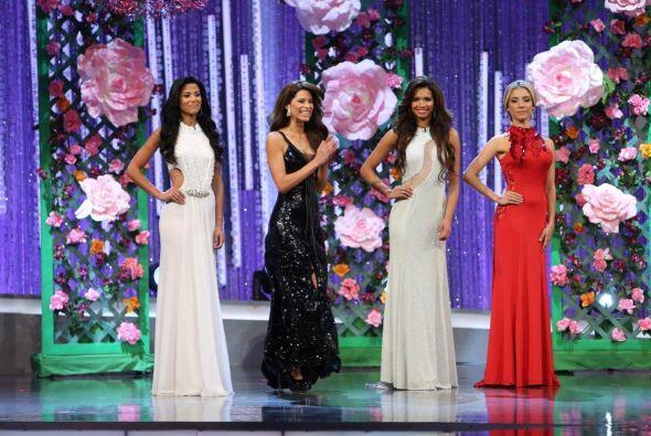 Fotos semifinal nuestra Belleza Latina 2013