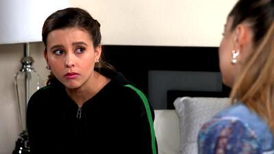 Victoria se enteró de que podría perder el amor de Andrés