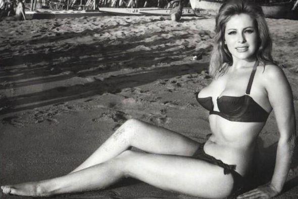 Fanny Cano era una actriz que brillaba por su belleza y talento.
