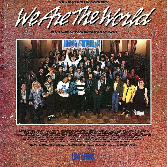 We Are The World (Single)