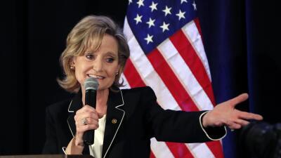 Cindy Hyde-Smith ganó en Mississippi y refuerza la mayoría republicana en el Senado
