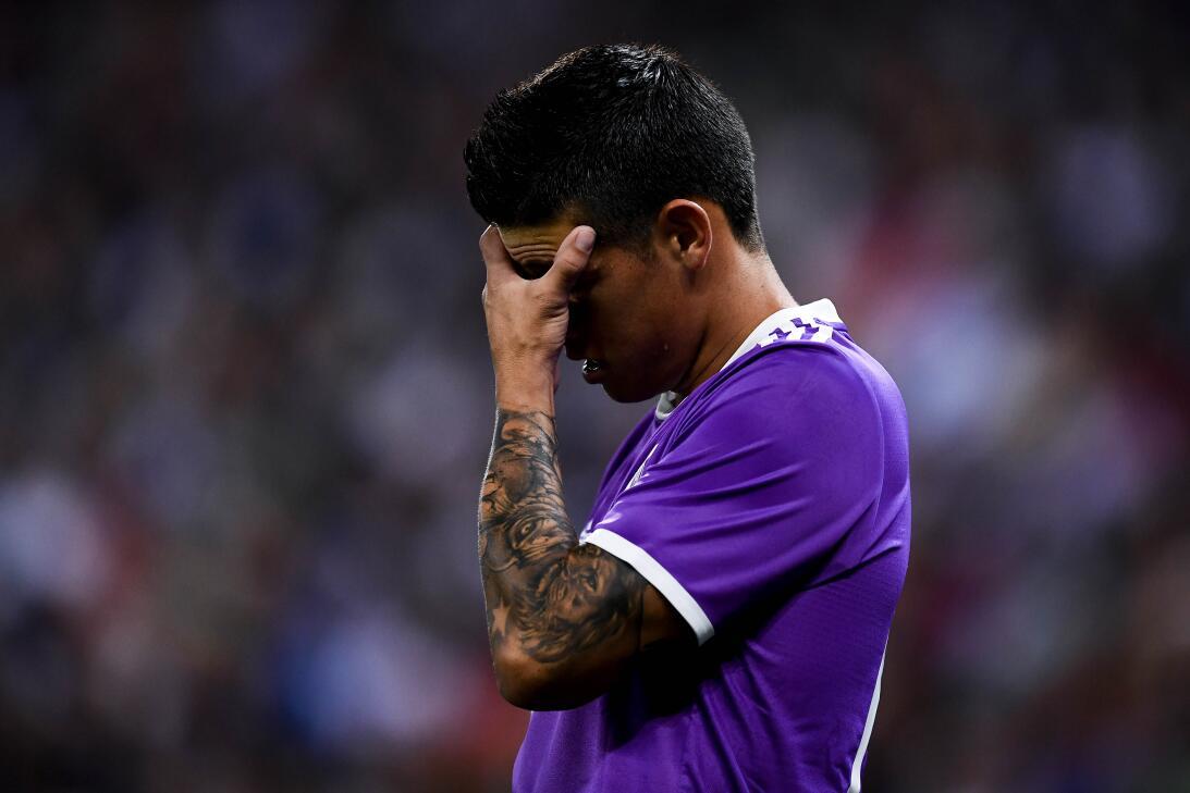James Rodríguez y otros futbolistas que han sido amenazados de muerte Ja...