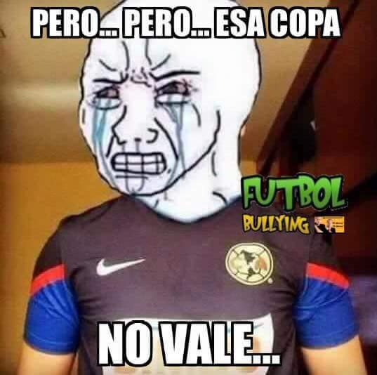 Memes del campeonato de Chivas en la Copa MX