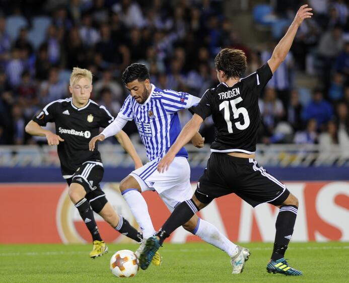 Real Sociedad Vs. Espanyol / Lunes 23 de octubre - 2:00 p.m.ET/1:00 p.m....