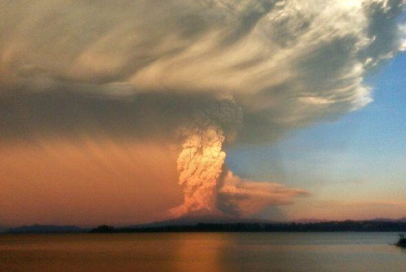 Aunque no entraba en erupción desde 1972, los geólogos consideran peligr...