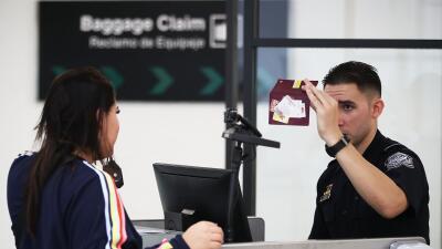 Informe contradice argumentos de Trump: hay menos indocumentados mexicanos y la mayoría entra con visas temporales